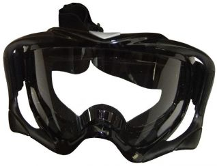 Cross- Enduro- Downhill- Brille schwarz CB-Air